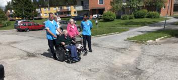 De äldre slog larm - nu ska Solbackens parkering få ny asfalt
