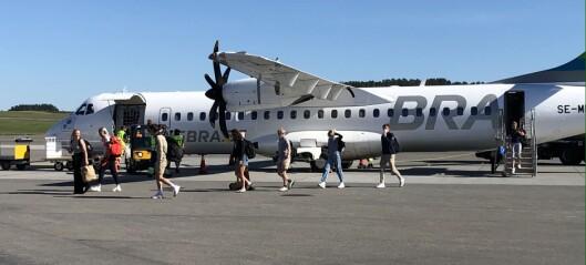 Här återvänder skidlandslaget till Östersund