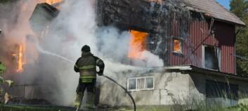 Brandbilar fick gå skytteltrafik – brandpost fungerade inte