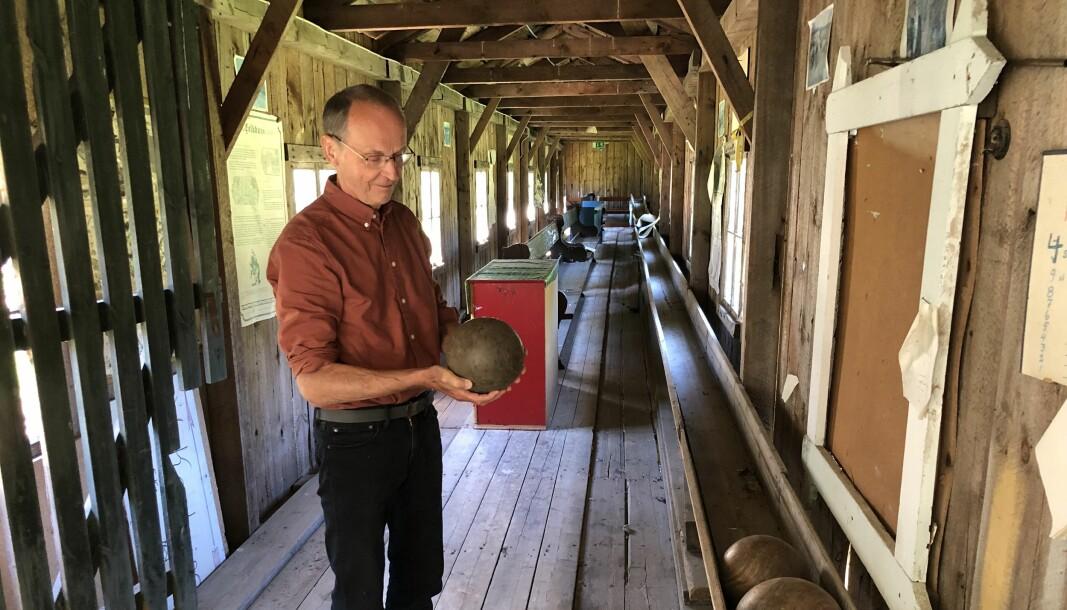 Örjan Andersson, miljö- och kulturbyggnadsansvarig i Fjällsjö hembygdsförening, berättar att byggnaden är minnesmärkt och unik eftersom det inte finns många kägelbanor kvar i Sverige trots att sporten var väldigt populär på 1800-talet och början av 1900-talet.