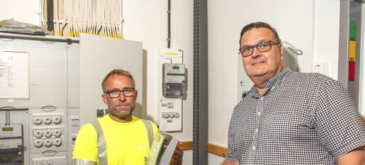 Ingen el – ingen sprit i Svenstavik