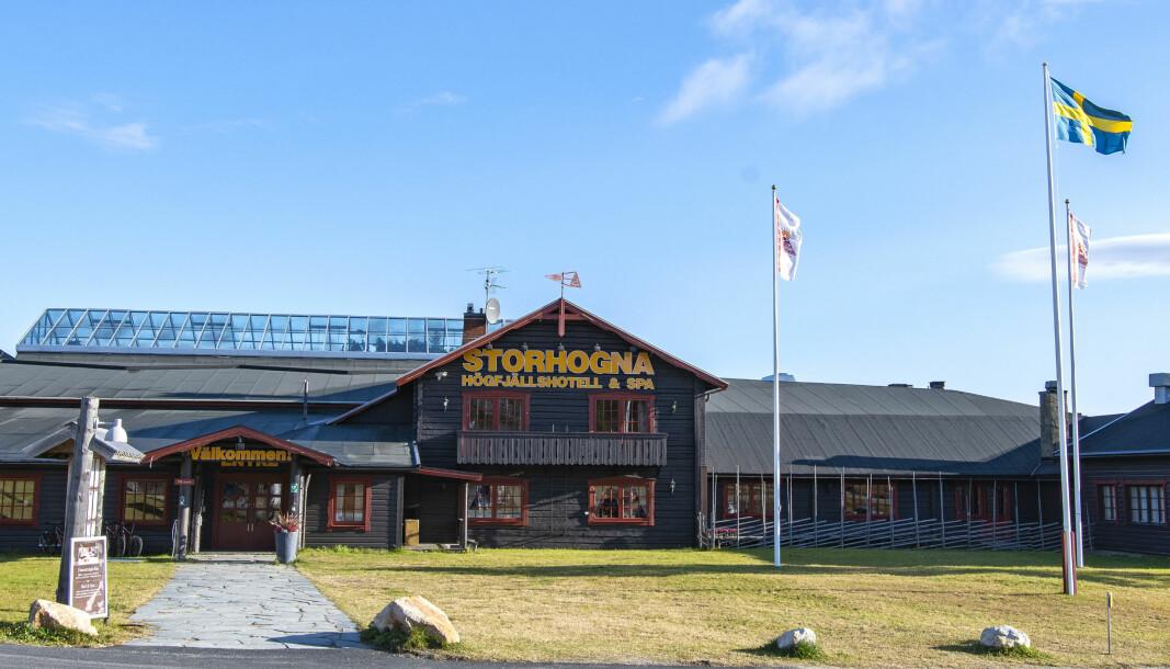 Från den första september ägs Storhogna Fjällhotell av samma koncern som Frösö Park.