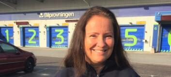 Högt tryck på bilbesiktning i hela Sverige – även i länet