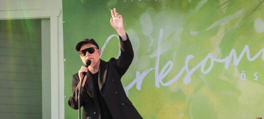 Mjukstart på Parksommar med Tomas Andersson Wij
