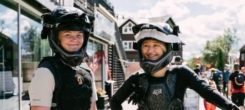 Cykelfestivalen i Åre bjöd på allt från show till midnattscykling