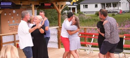 Björn byggde dansbana i Stugun – invigdes i helgen