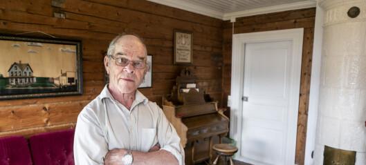 """Marttis pappa tränade Gunder Hägg: """"Han hade ett öga för talanger"""""""