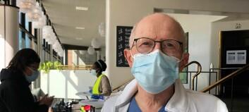 Lyckad vaccin-drop-in upprepas