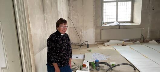 Strömsunds kyrkor renoveras för miljonbelopp