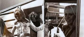 ABBA:s första och enda turné i länet