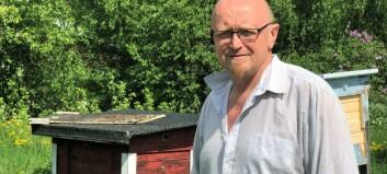 Normalår för biodlaren i Hammarstrand - räknar med 800 kilo honung