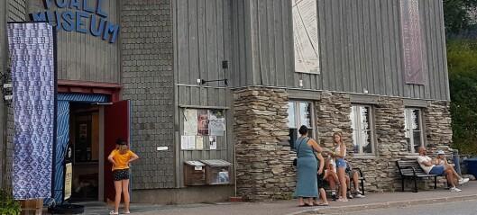 Många nya besökare på Fjällmuseum i sommar