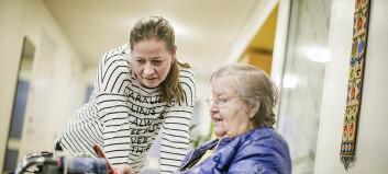 Åres hemvård blir testpilot för mobila larm
