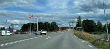 Trafikkaos vid Strömsundsbrons stängning – Trafikverket letar alternativa förbivägar
