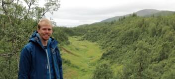 Lovande fynd efter grottforskningen i Bjurälven – tyder på nya grottor