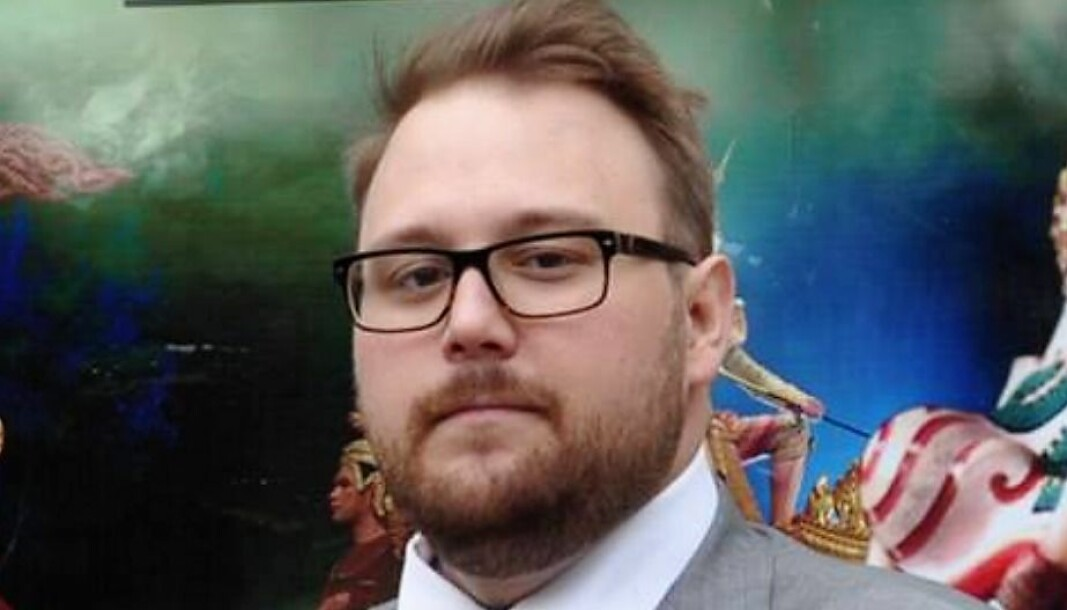 Jonas Andersson (S), oppositionsråd i Ragunda kommun säger att medellönerna för kommunanställda i kommunen beror på ett svårt rekryteringsläge. Foto: Ragunda kommun