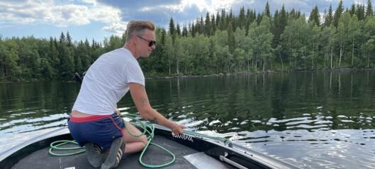 Fiskodling i Vattudalen orsakar missnöje - boenden och fritidsfiskare anmäler risker förenade med livsfara