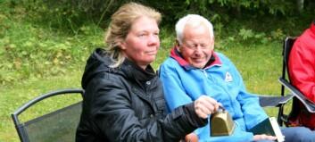 Friluftsgudstjänst i Skallsjön – byn som försvann