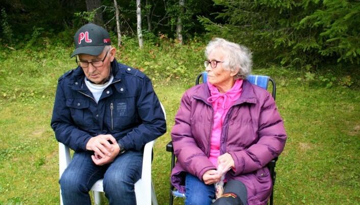 """De sista som flyttade från Skallsjön var Rune och Edith Olsson. """"Det var 10 september 1967, klockan tio"""""""