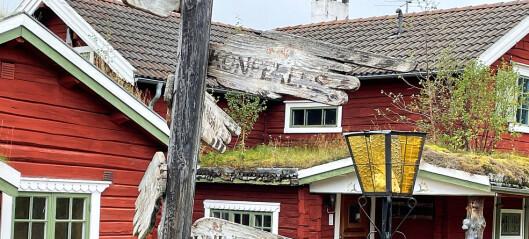 Hotellskandal i Tänndalen – övergivna hotell förfaller