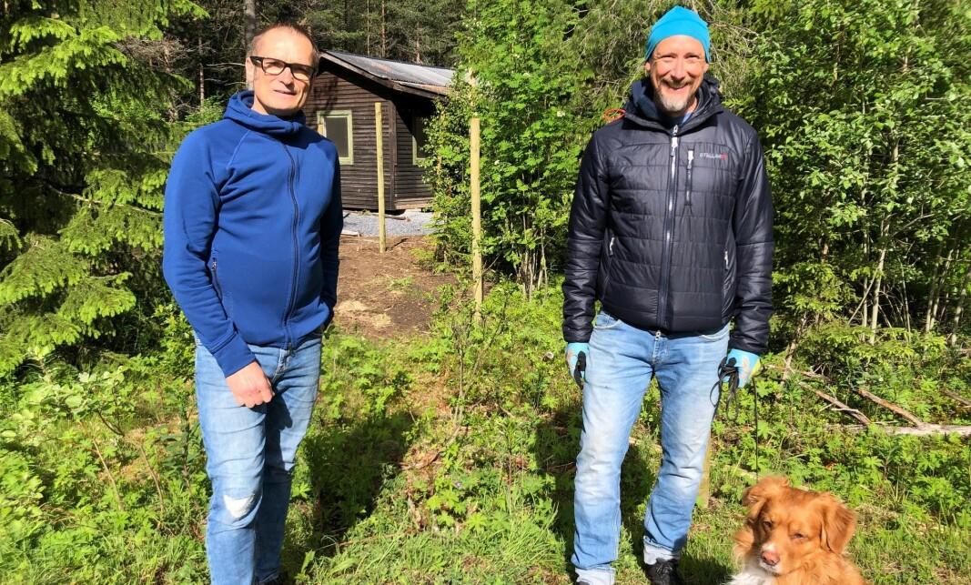 Flera personer har engagerat sig i markområdet i Ås, ett område som använts för det rörliga friluftslivet men som nu arrenderas ut av kommunen till en privat aktör. Beslutet har överklagats två gånger till Förvaltningsrätten. Roger Ek och Johan Arnesson är två medborgare som engagerat sig.