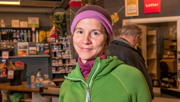 – Det är kul för Härdalingarna att det nu blir lättare att bo här, konstaterar Svegsbon Maria Weimer som har stuga i Östansjö strax öster om Lillhärdal.