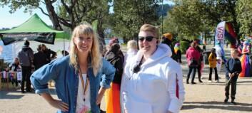 Pride Park i Badhusparken lyckad ersättning för parad