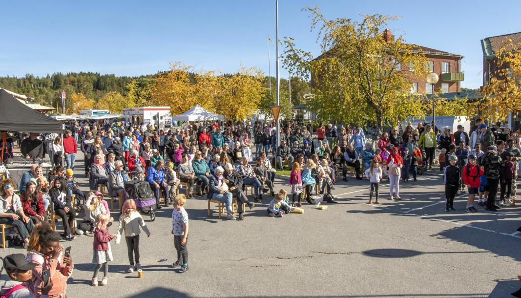 Ministjärnorna och Småstjärnorna drog den största publiken under Älghälga.