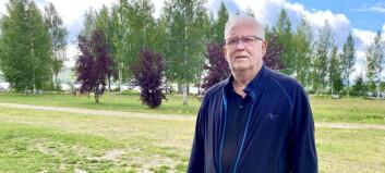 Turisterna flockas till Bräcke – campingföreståndare jublar