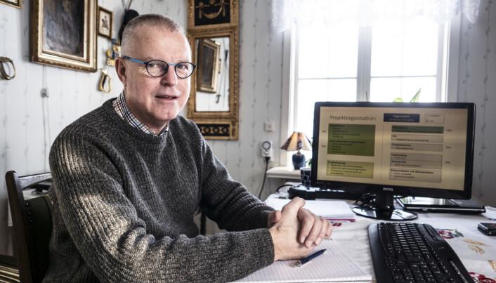 Den tidigare kommunchefen Peter Ladan har riktat stenhård kritik mot Servanet. I en granskning pekar han på att utbyggnaden har kostat skattebetalarna minst 22 miljoner kronor för mycket.