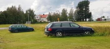 Organiserad brottslighet stjäl katalysatorer – lämnade skrotbilar problem i länet