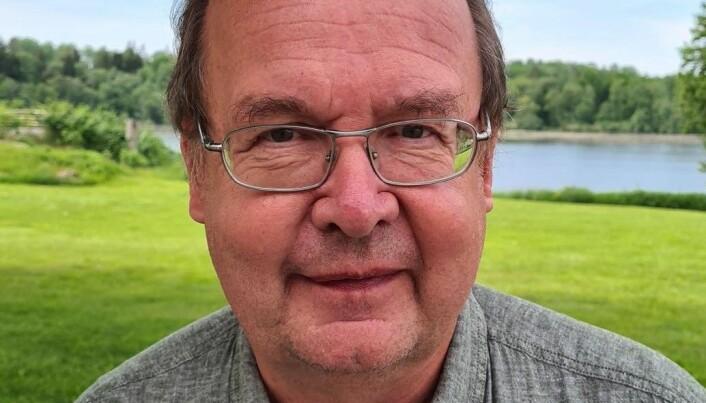 Peter Eriksson ordförande i Svenska Jägareförbundet är orolig för att EU tar över makten över den svenska vargstammen.