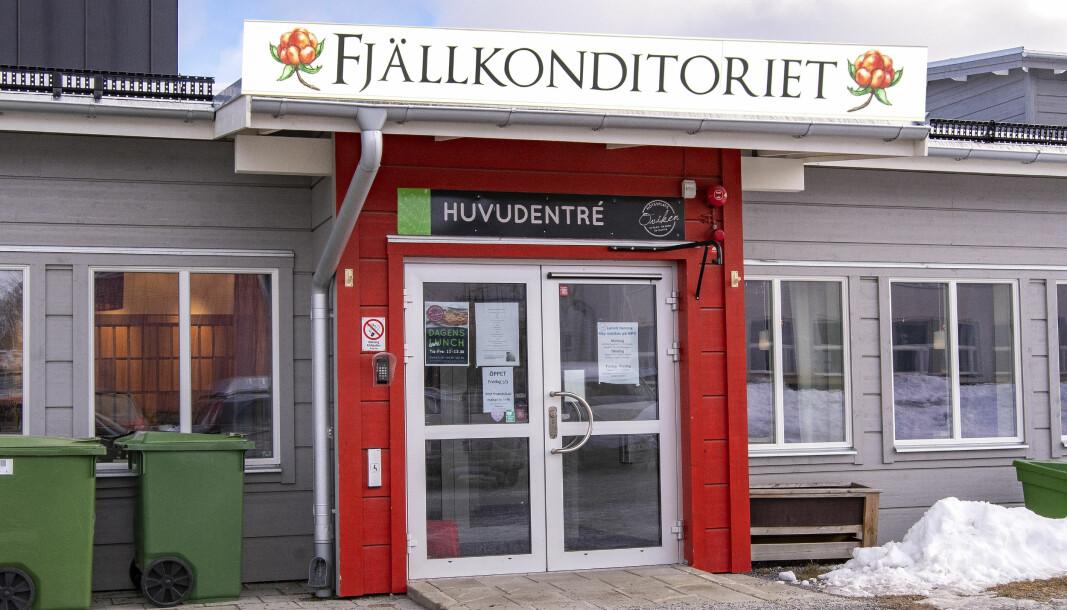 JT erfar att från och med måndag 20 september serverar Fjällkonditoriet luncher på Mötesplats Oviken.
