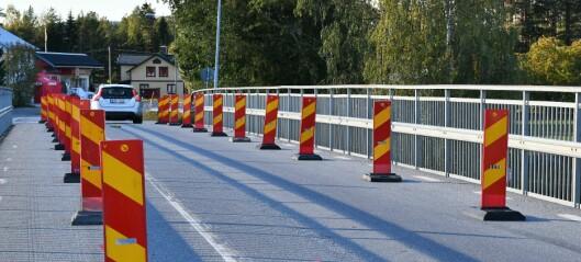 Trafikverket svarar Rossöborna om farlig lösning för gångtrafikanter
