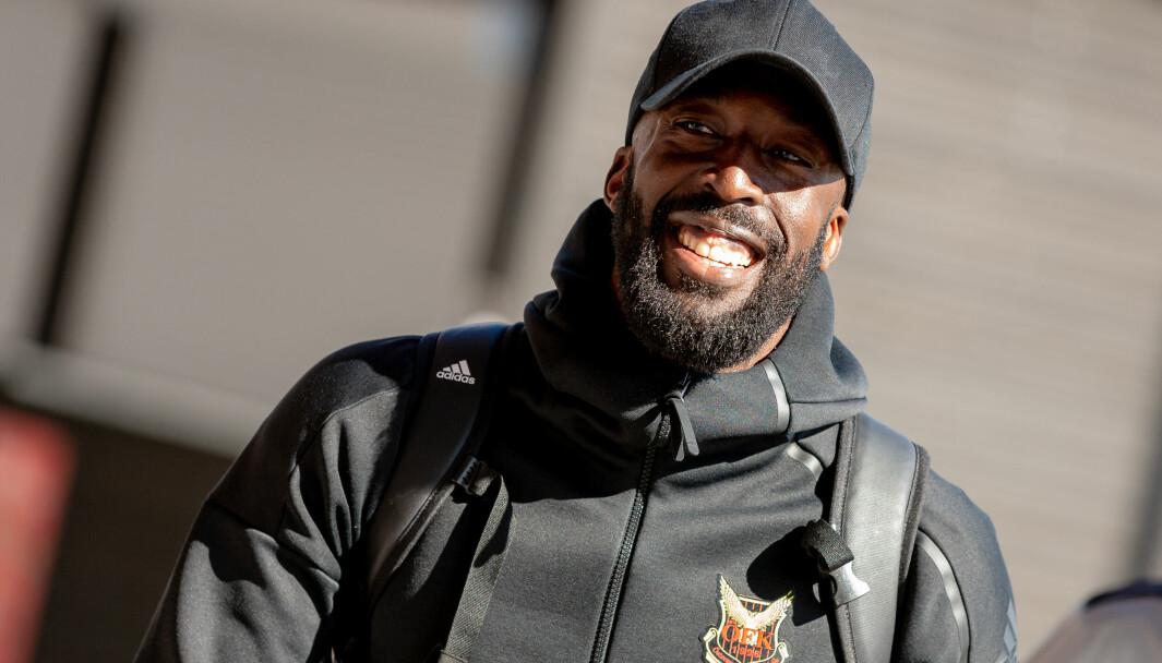 Ronald Mukiibi har återvänt till ÖFK.
