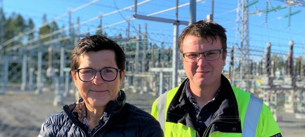 Mer el ska användas i länet – Jämtkraft laddar för elkraftskrävande industri