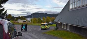 Stor dramatik på Hällberget