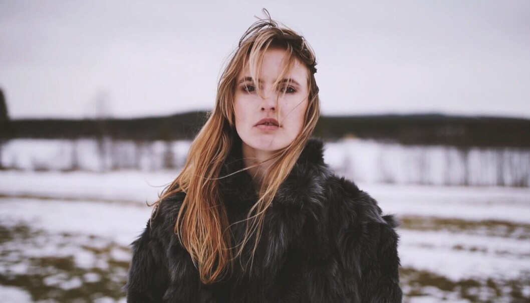 Johanna Albertsson, Stugun, belönas med regionens kulturstipendium.