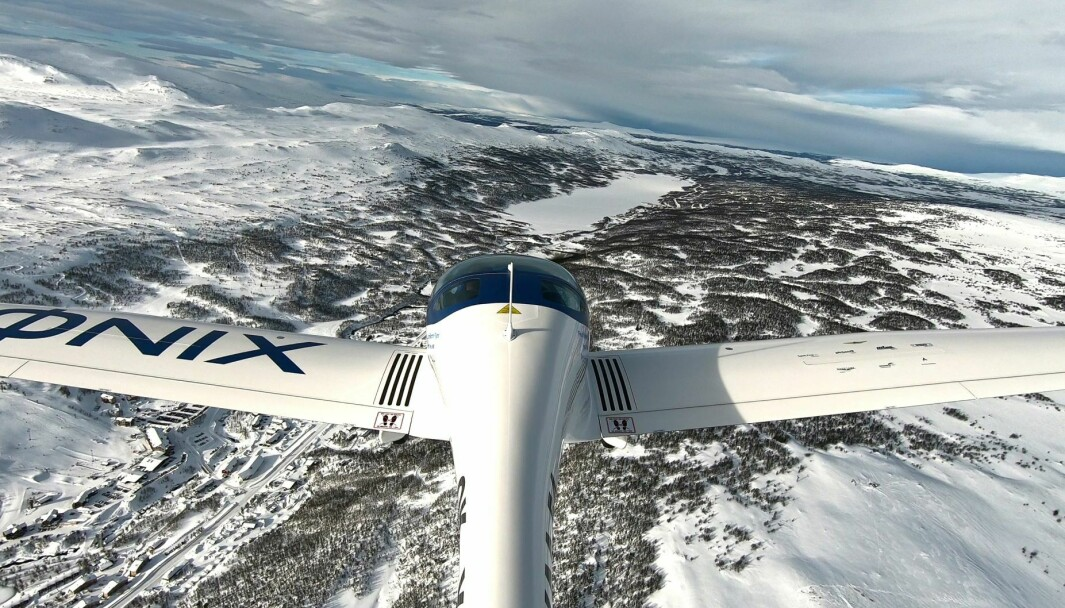 Green Flyway är ett norsktsvenskt projekt som jobbar för elflygets framtid i regionen. I vintras gjordes tester med elflygplan mellan Sveg och Röros.