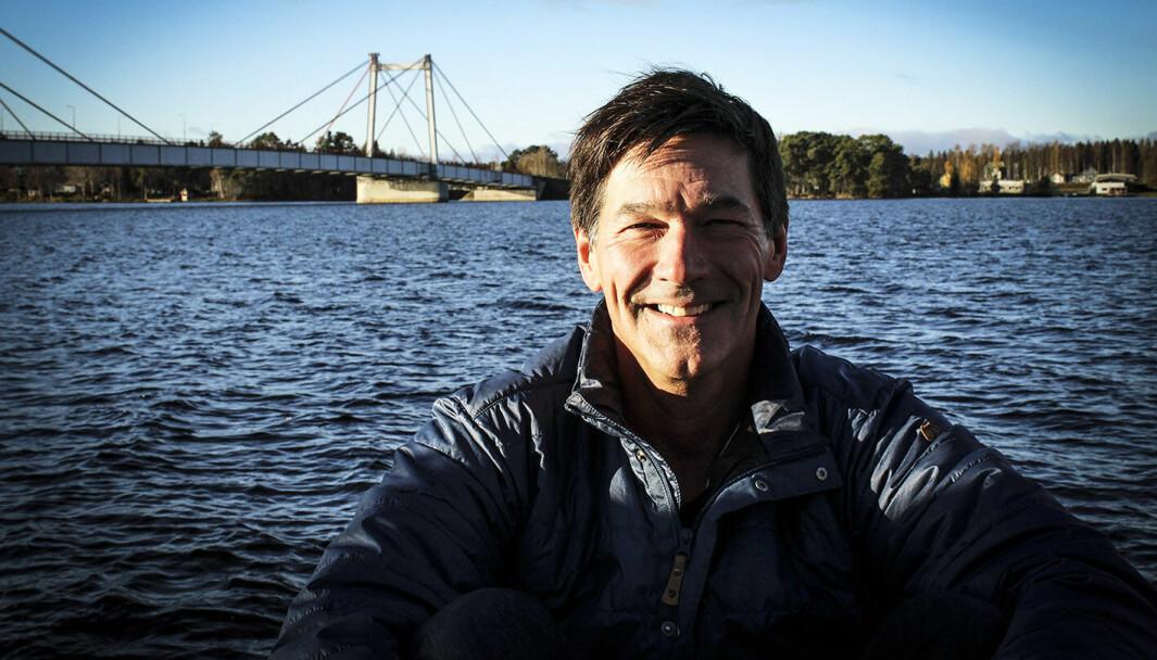 Entreprenören Stig Engströms företag, Engcon prisades igen.