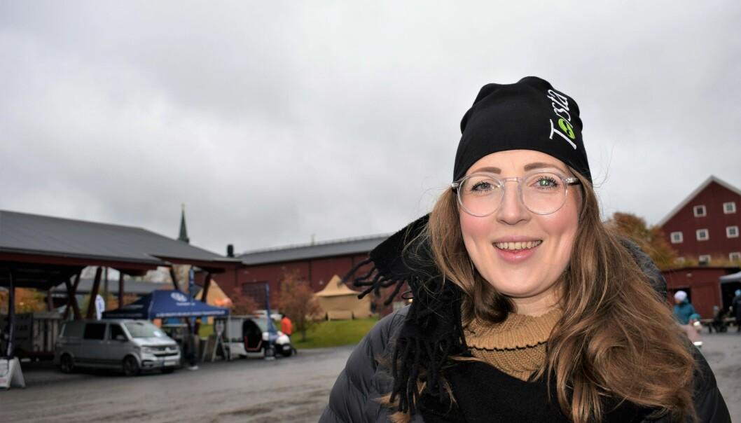 Anna Olofsson Frestadius började som VD för Torsta den 1 augusti i år.