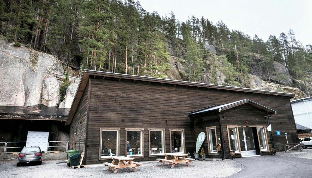 Bildtext: Skidtunneln i Gällö kommer att hålla stängt vintertid.
