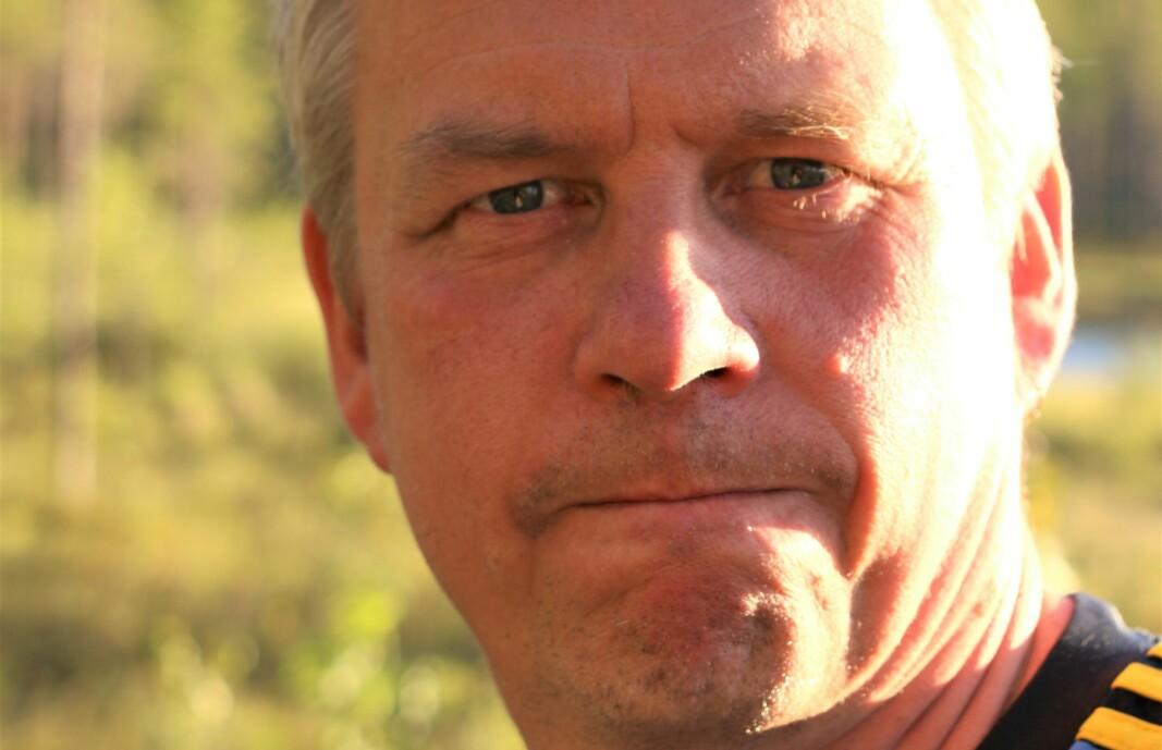 Det är så många enskilda avlopp i Strömsunds kommun att det tar 80 år emellan kontrollerna, berättar Tomas Hedin, miljö- och hälsoskyddsinspektör.