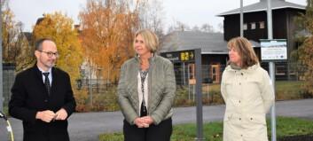 """""""Stockholmarna klagar också på sina vägar"""", säger infrastrukturministern - Krokoms kommunalråd upprörd"""