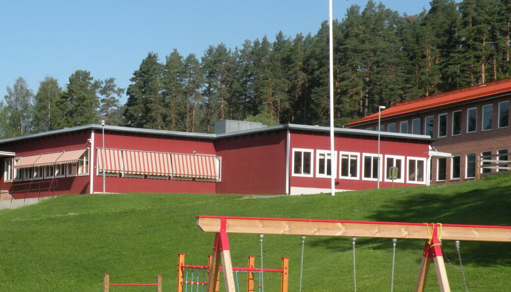 Hansåkerskolan i Stugun brottas med stora problem.