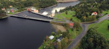 Statkraft rustar upp Hammarforsen för 400 miljoner