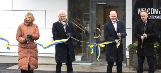 Nord-Lock nyinvigde i Mattmar – en mångmiljoninvestering