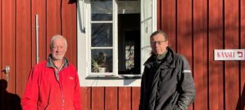 Flera inbrott i Ströms hembygdsgård – stöldgods funnet vid husrannsakan