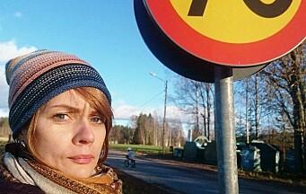 """Rasar mot Trafikverket: """"Nästan samma hastighet här som på väg 87"""""""