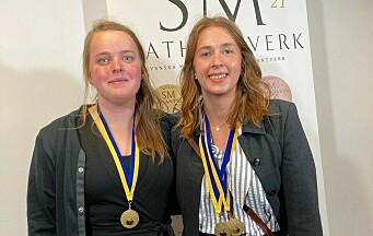 11 jämtländska medaljer i mathantverk och två nya ambassadörer